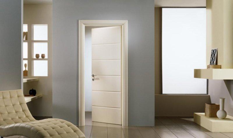 межкомнатные двери цвета