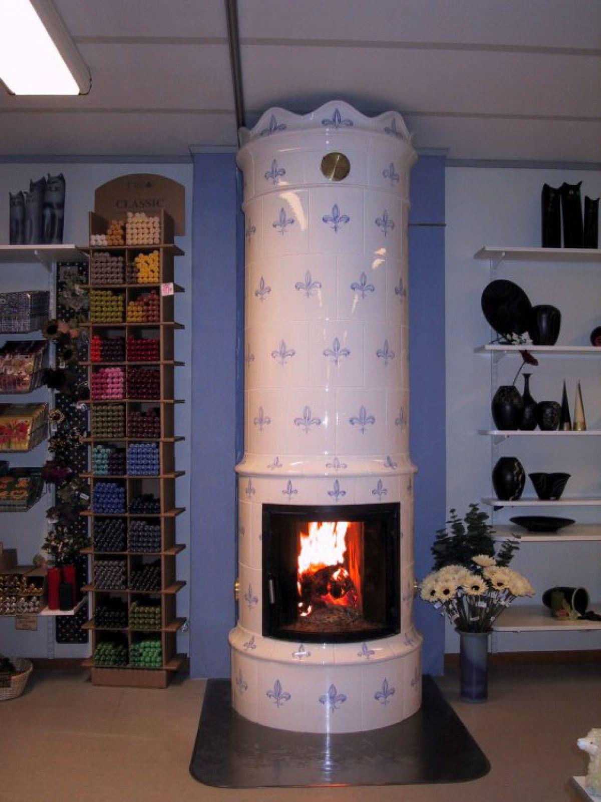 Печь голландка — отопительная и с плитой своими руками