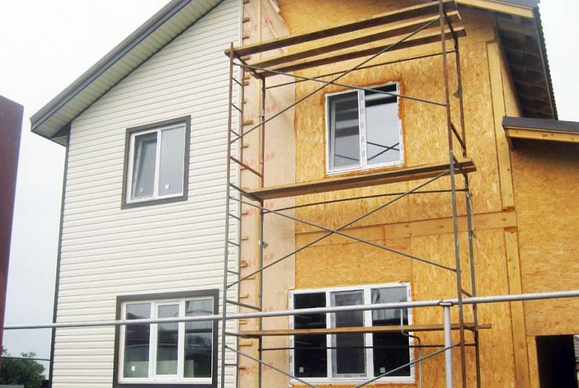 дома из сип панелей проекты