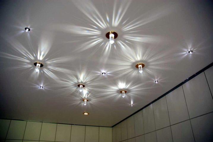 лампочки в потолок