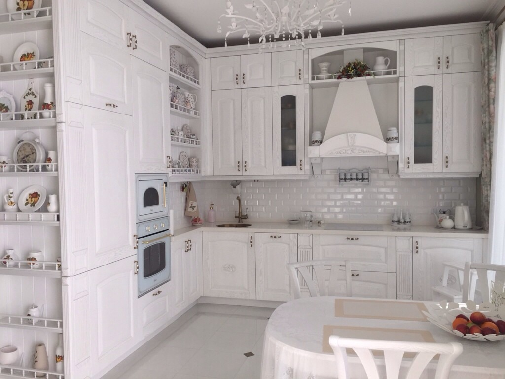 плитка под кирпич для кухни на фартук