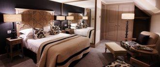 Как удачно выбрать ковёр в спальню на пол