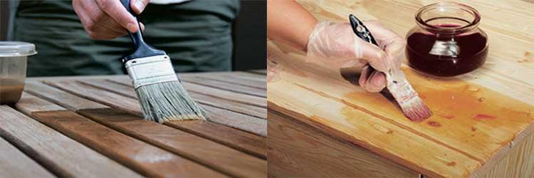 Чем обработать древесину от гниения и влаги?