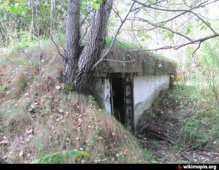 бункер под домом