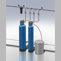 Как произвести очистку воды из скважины в частном доме