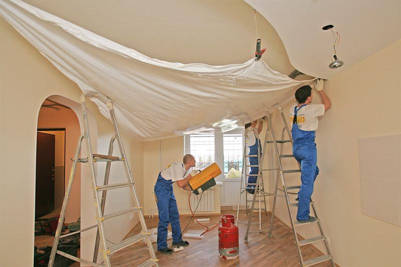 Натяжные потолки: 85 красивых идей дизайна (фото)