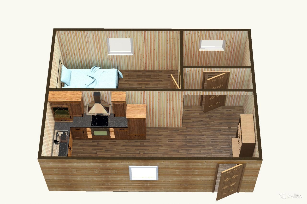 Дом из морского контейнера: интересные проекты и технология строительства – советы по ремонту