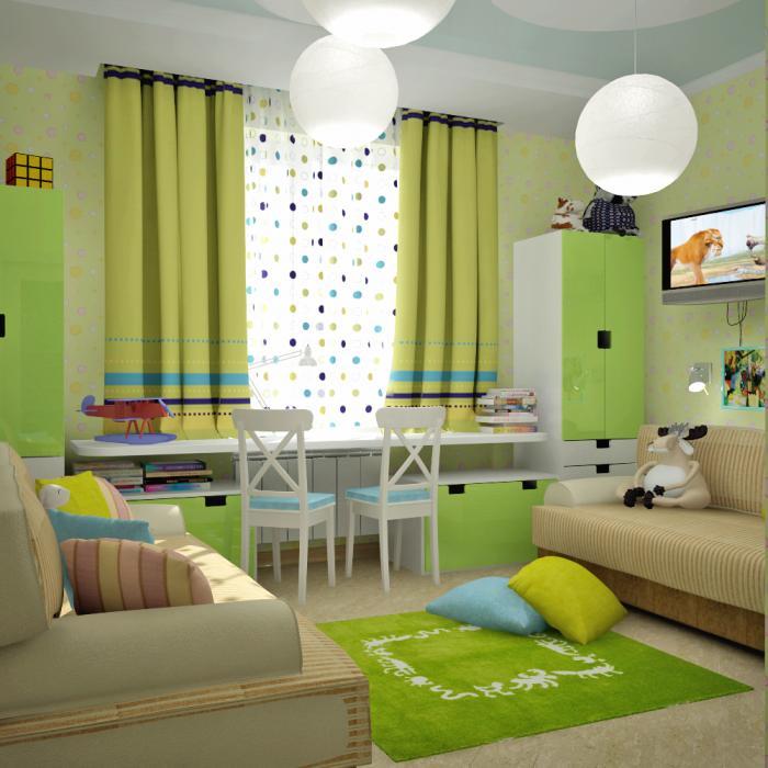 картинки детских комнат