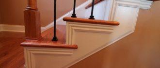 Правильное изготовление лестниц на металлическом каркасе: 2 вида