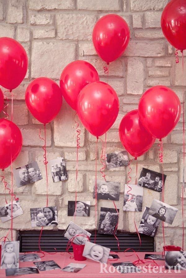 Как украсить комнату на день рождения ребенка 1-5 лет своими руками (20 идей)