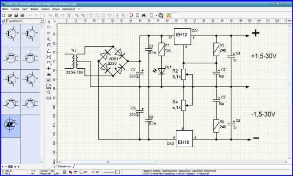 Однолинейная схема электроснабжения – общие понятия, виды и проектирование