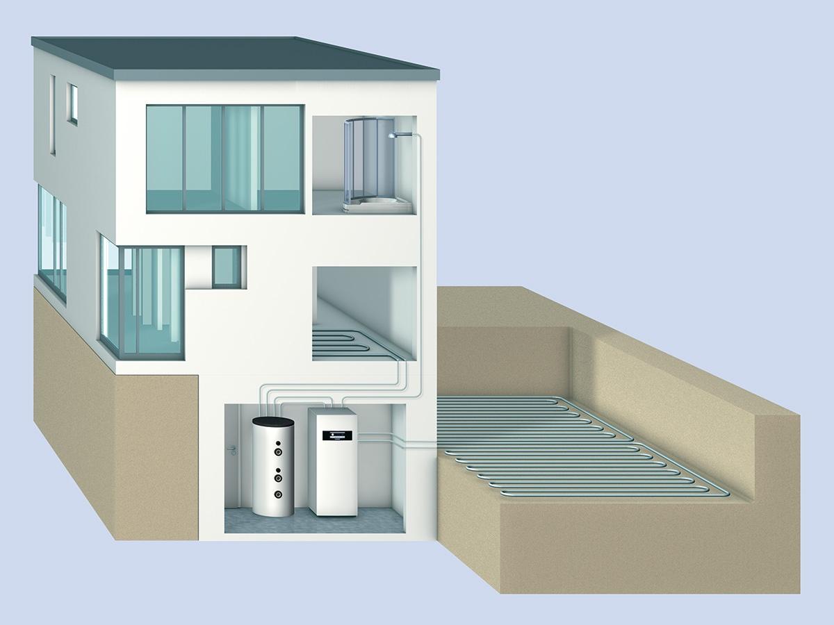 Принцип работы теплового насоса. как работает тепловой насос?