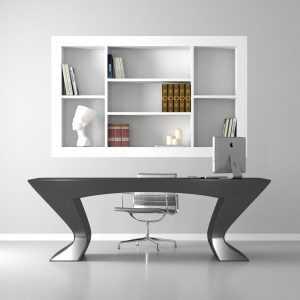 дизайнерские рабочие столы