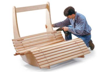 Кресло своими руками – 100 фото идей создания стильных гамаков, дачных, решетчатых и бескаркасных кресел