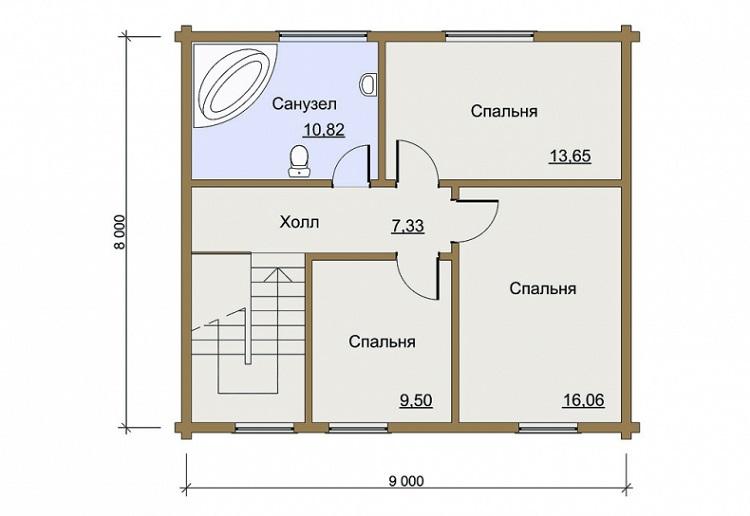 Планировка дома: современные идеи и варианты