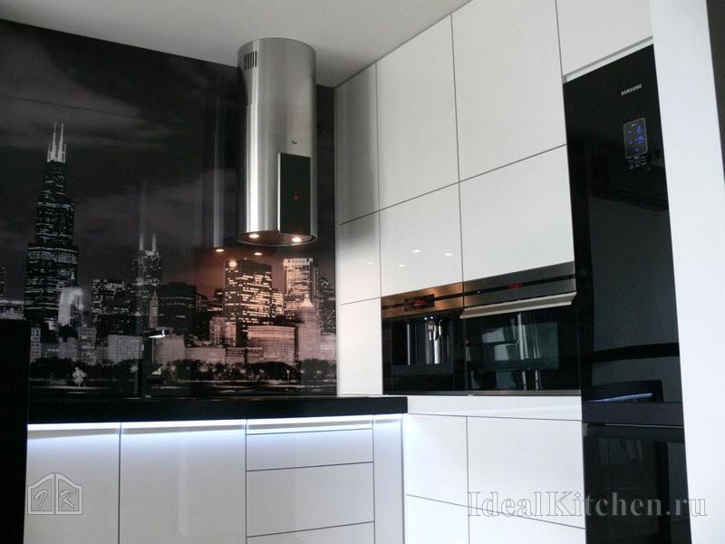 закалённое стекло для кухонного фартука