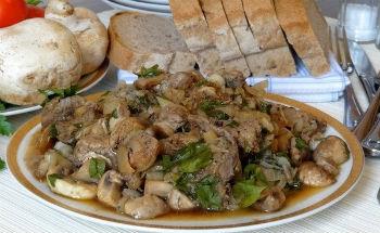 мясо в казане на костре рецепты