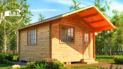 сколько стоит построить дачный домик
