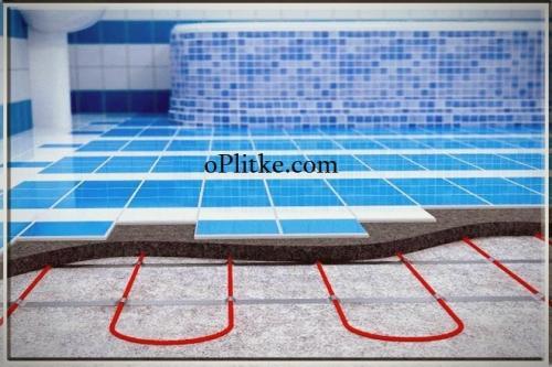 Теплый электрический пол под плитку: выбор материалов и монтаж