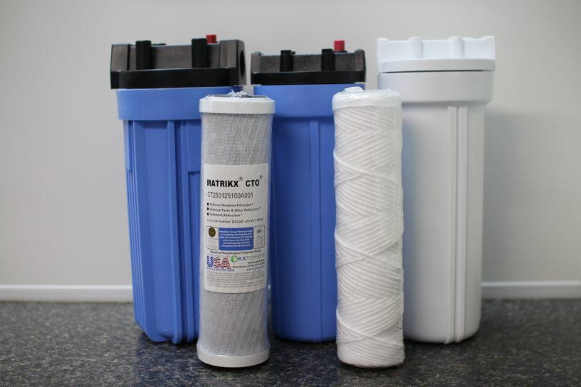 фильтр для питьевой воды проточный