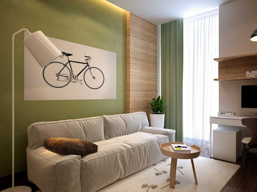 оформление гостиной в квартире фото