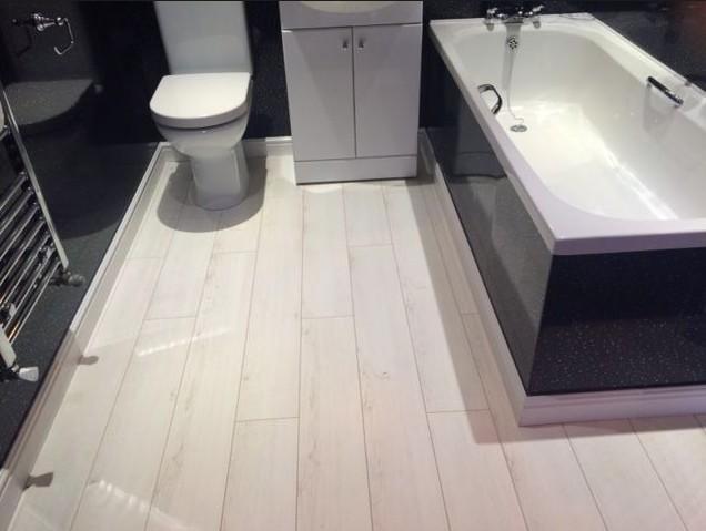 Отделка ванной в каркасном доме