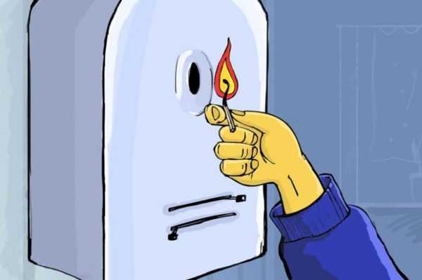 Почему постоянно отключается газовый котел? причины и способы решения