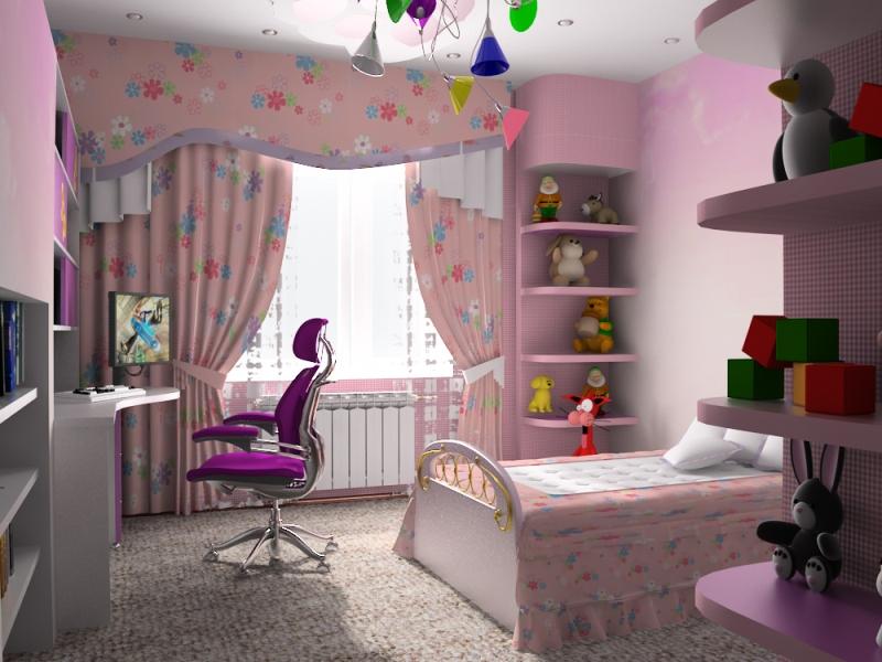 Дизайн маленькой детской комнаты: идеи и советы (26 фото) | дом мечты