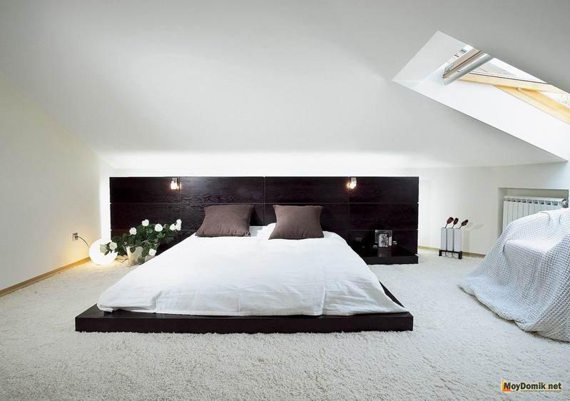 Обои для спальни: виниловые флизелиновые, 3d - 125 фото примеров