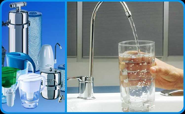 фильтр на кухню для питьевой воды