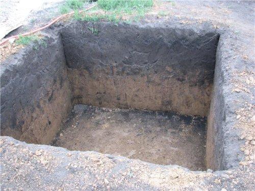 сколько стоит выкопать куб земли вручную
