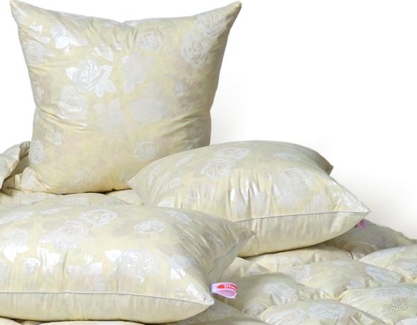 какую лучше выбрать подушку