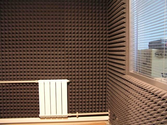 шумоизоляция комнаты в квартире