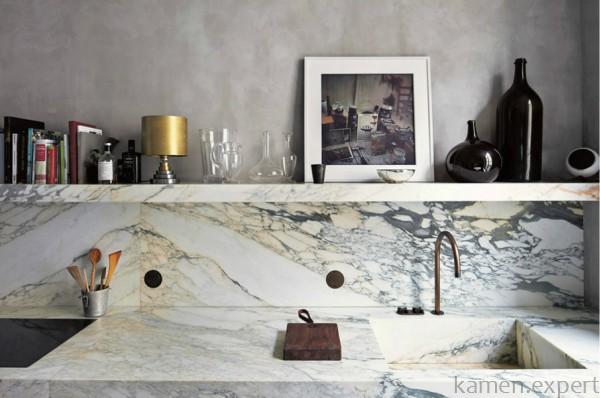 Мраморный цвет: цветовая гамма мрамора, отличительные признаки