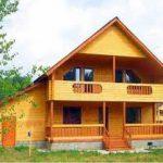 Советы при постройке дома из бруса