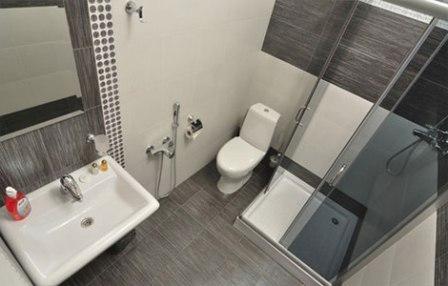 Дизайн душевой кабинки в ванной