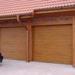 Виды гаражных ворот - как сделать выбор