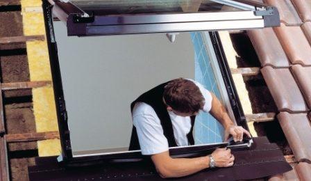 герметичное окно