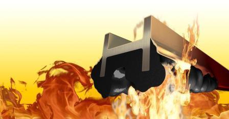 Огнезащита металлоконструкций