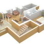 планировка жилой недвижимости
