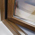 Ламинированные пластиковые окна – важный элемент дизайна