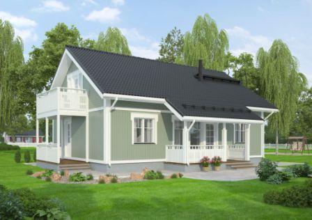 Финские дома основные преимущества