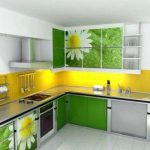 Обои для кухни: основные характеристики