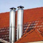 Как правильно установить дымоход в частном доме