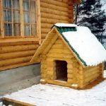 Как построить хорошую будку для собаки