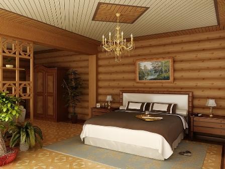 Способы отделки деревянных домов