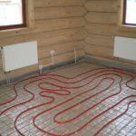 Водяной теплый пол: установка, подключение, устройство, минусы и плюсы