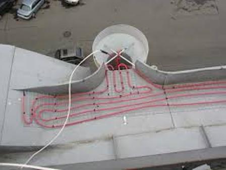 кабель для обогрева водостоков