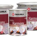 Краска тиккурила для стен и потолка: водоэмульсионная, евро 7