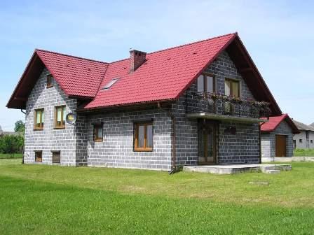 Проекты домов из шлакоблоков